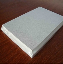 2015 new products building materials mineral wool ceiling tiles
