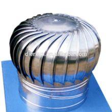 Non- Potenza tetto turbina ventilatore aria/vento ventilatore azionato turbina