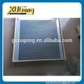 E320b escavadeira de alumínio radiador de óleo hidráulico especificações