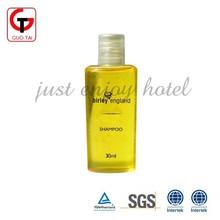 30ml hotel toiletries bottles
