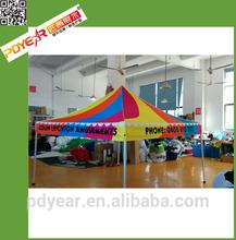 Factory 10X10' garden gazebo instructions/zelt /beach tent automatic pop up