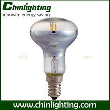 en light filament r50 e27 led bulb 60w m50 mushroom clear bulbs