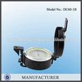 De metal dc60-1b estilo reloj brújula