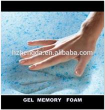 memory foam Type infused gel memory foam