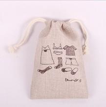 Wholesale ZAKKA imitation hemp rope compressed receiving bag arrangement travelling bag