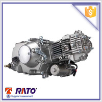 50cc motorcycle engine with 4 stroke air cooling CDI ignition