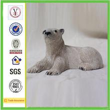 ODM / OEM Creative resin polar bear