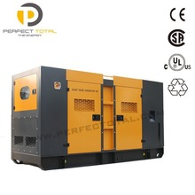 100Kva Soundproof Diesel Generator Set With CUMMINS Engine