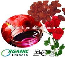 2015 hot sale for skin whitening Natural Rose Essential Oil softgels