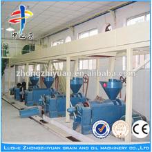 Small Peanuts oil press/ oil Refinery plant /palm oil squeeze machine