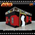 guangzhou productos de tecnología electrónica mantong 7d cabina de cine le dan garantía de calidad