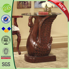 29 inch Swan Durable Decoration Glass Table Living Room Furniture