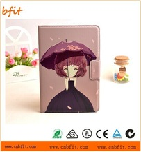 For iPad mini 1 2 3 4 Smart Magnetic PU Leather Smart Stand Case Cover