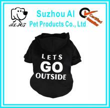 Custom Logo Printed Cotton XXXS Dog Clothes