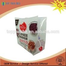 Plastic bag for cookies BPA free
