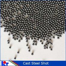 high carbon diameter 0.6mm steel shot S230
