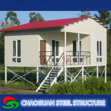 Low cost prefabricated house designs in India