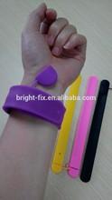 Custom Rubber Wrist Band Usb Flash Drive,Promotional Embossed Silicone Wristband Flashdrive