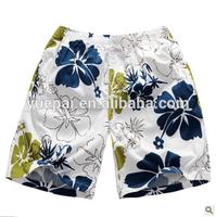 2015 hot sale Custom Boardshorts Men's Surf beach pants ,Beach Shorts with sublimation printing