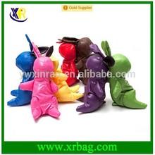 Best price Rabbit shaped wholesale cheap foldable shopping bag
