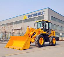 5000kg 650 china export wheel loader