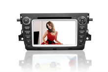 double din car dvd player with gps for Smart fortwo With Bluetooth & Radio