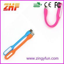 promotional USB LED Light for Desk/Computer/Laptop highly usb led light