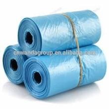 wdl912 Wholesale-vipline 3 rolls home supply waste poop bag pet dog garbage