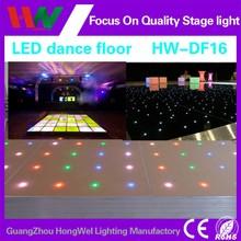 Stage LED Lighting Mixer Video LED Dance Floor Mat