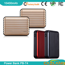 2014 Slim Metal Case for ipad 3 power bank mobile power charger