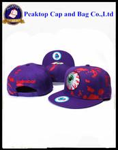 fashion wholesale custom snapback hats/ snapback caps/ custom leather patch logo snapback hats wholesale