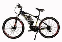 2015 new Bafang crank motor electric bike JB-TDEM22Z