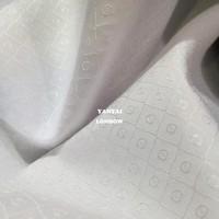 Dobby silk cotton blend fabrics for men's shirt