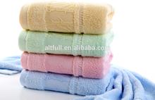 100% organic cotton face towel