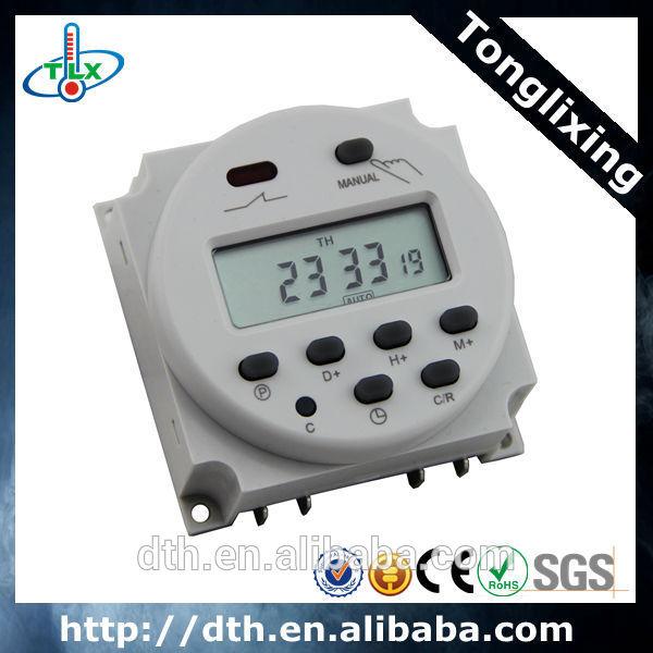 Timer mechanische mit timer vibrator und Einbau- zeitschaltuhr