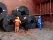 SAE1008B Hot Rolled Steel Coils