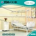 chegada nova ajustável cama de hospital para médico usado