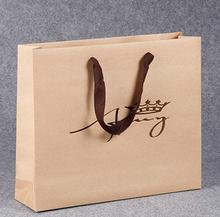 high value custom printed paper bags no minimum