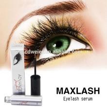 MAXLASH Natural Eyelash Growth Serum (straight eyelash extension tweezers eyelash tools volume )