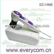 Portable Professional health care 5.0 MP high resolution eye iriscope iridology camera pro software