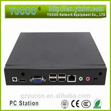 Good quality cloud computer / mini pc station