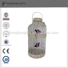 fashion hanging metal bird cage