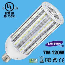 HPS MHL CFL Retrofit E40 Samsung Chip Led Corn Replacement bulb Led Corn Light