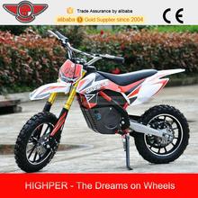 500W 24V /36V Electric Mini motorcycle , Motorbike, Dirt bike For Kids