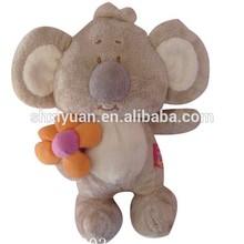 Baby Cuddlies Toy/Baby Sleeping Comfort Animals/Soft Toy Elephant