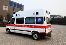 Ford Ambulance car,First aid Ambulance,Ambulance suppler CQK5030