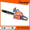 62cc gas powered motosierra/sierra cadena extensible yw-sd6200a
