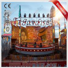 fairground ride disco tagada for sale/theme park rides for sale tagada