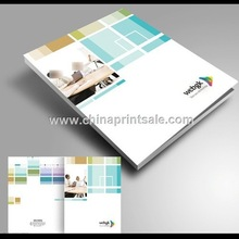 Eco-friendly China Manufacture brochure sample with top quality