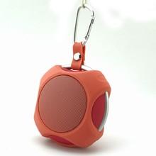 trending hot product mobile phone accessories speaker Bluetooth 4.0 silicone Bluetooth mini speaker